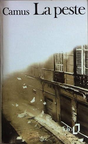 La peste. Folio No. 42;: Camus, Albert: