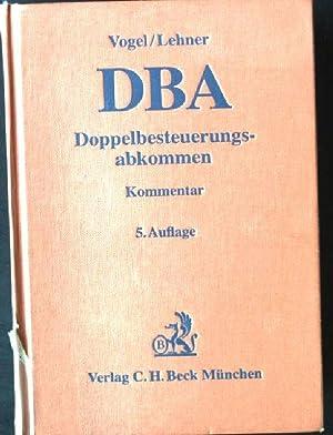 Doppelbesteuerungsabkommen der Bundesrepublik Deutschland auf dem Gebiet der Steuern vom Einkommen ...
