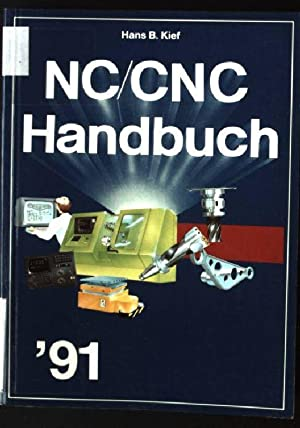 NC/CNC Handbuch '91: Hans, B. Kief: