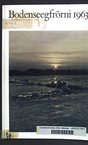 Bodenseegfrörni 1963;: Hug, Paul und