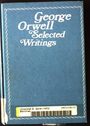 Selected Writings: Bott, George and