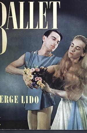 """Ballet 7: Numero Special """"Prisme des Arts"""";: Lido, Serge und Léonide Massine:"""