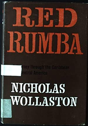 Red Rumba, A Journey through the Caribbean: Wollaston, Nicholas: