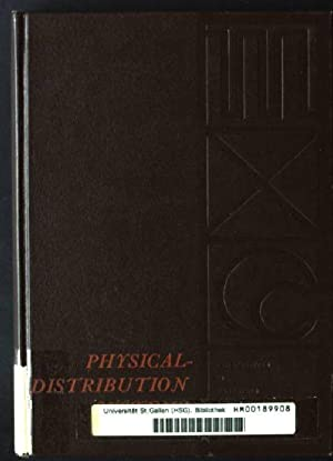 Physical - Distribution Systems: Magee, John F.: