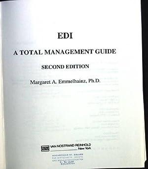 Electronic Data Interchange: A Total Management Guide: Emmelhainz, Margaret A.: