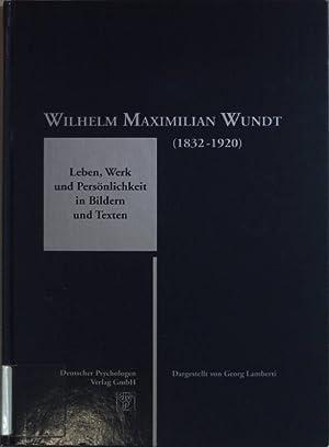 Wilhelm Maximilian Wundt (1832 - 1920) : Lamberti, Georg: