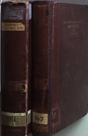 Nuovo Dizionario Tedesco-Italiano/ Neues deutsch-italienisches Wörterbuch aus: Hecker, O.: