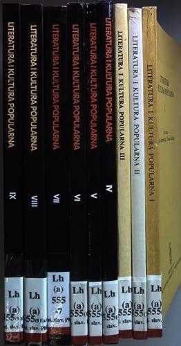 Literatura i kultura popularna (9 vols./ 9: Kolbuszewski, Jacek und
