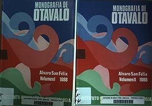 Monografia de Otavalo (2 tomos cpl./ 2: Felix, Alvaro San: