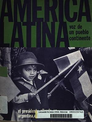 America Latina: Voz de un pueblo continente:
