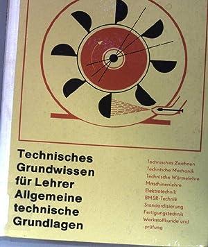 Technisches zeichnen grundwissen abebooks for Grundlagen technische mechanik