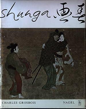 Shunga - Frühlingsbilder: Grosbois, Charles und