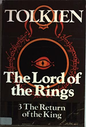 The return of the King. The Lord: Tolkien, J.R.R.: