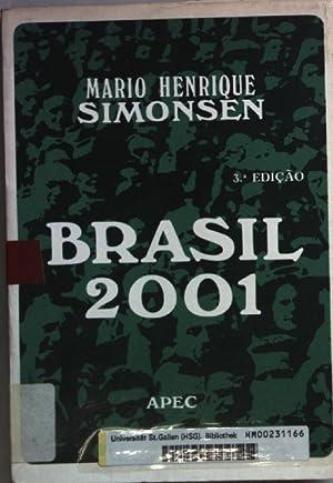 Brasil 2001.: Simonsen, Mario Henrique: