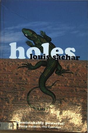 Holes.: Sachar, Louis: