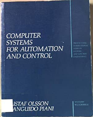 Computer Systems for Automation and Control. Prentice: Olsson, Gustaf and
