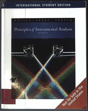 Principles of Instrumental Analysis: Skoog, Douglas A.,