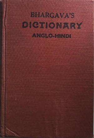 bhargava's standard illustrated dictionary hindi language