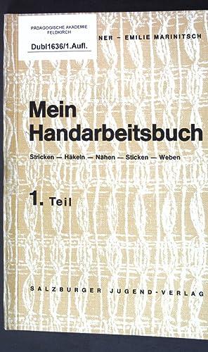 Entdecken Sie Die Bücher Der Sammlung 4023 Handarbeit Abebooks