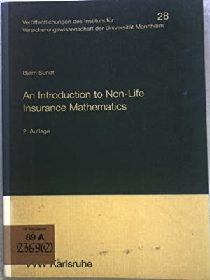 Non-Life Insurance Mathematics: An Introduction with the Poisson Process (2nd Edition) (Universitext)