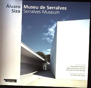 Alvaro Siza: Museu de Serralves: Barata, Paulo Martins