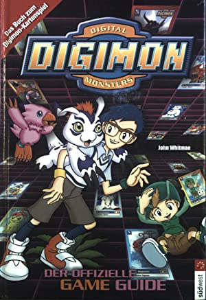 Digimon, Digital Monsters; Der offizielle Game-Guide.