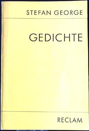 George Stefan Gedichte Abebooks