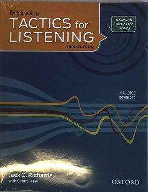 Worksheet & Audio Scripts Book (2Hefte) Expanding: Richards, Jack C.: