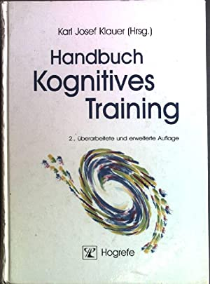 Handbuch kognitives Training.
