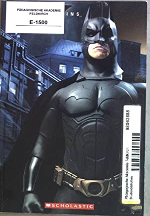 Batman begins (Scholastic ELT Reader)