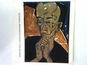 Grafica Dell'Espressionismo Tedesco: Keller, Horst: