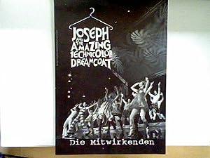 Joseph an the Amazing Technicolor Dreamcoat: Die