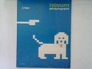 Lasergrafik und Holografie 5.Heft 1982 Novum Gebrauchsgraphik: Dorra, Bodo und
