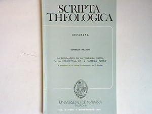 Le renovacion des la teologia moral en: Williams, Cornelius: