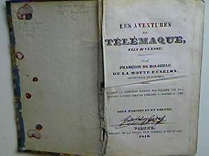 Les aventures de Télémaque, fils d'ulysse (deux: Fenelon, Francois: