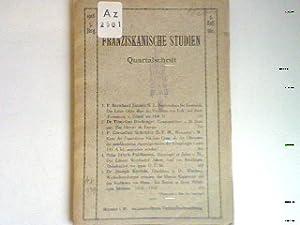 Zur Histoire de Fauvain. - in: 4.: Denkinger, T.: