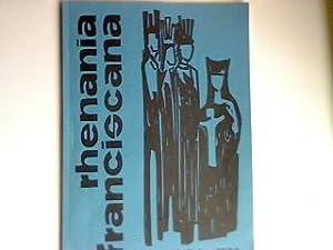 Wallfahrtskirche Neviges - Rhenania Franciscana : Familienblatt