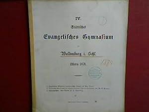 Hapluchiris Michaelis versuse cod. Neapol./ Veterum rhetorum: Treu, Max, Dr.