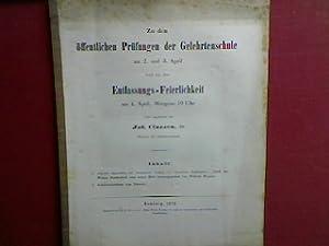 Medieval Greek Texts - nach der Wiener Handschrift zum ersten Male herausgegeben (Abhandlung)./ ...