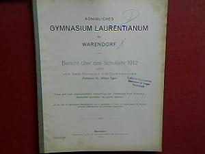 Examinatur Quintialiani de Lucilio iudicium (wissenschaftliche Abhandlung)./: Altkamp, Karl, Alfons