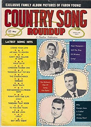 COUNTRY SONG ROUNDUP, No. 76; Exclusive Family: Silver, Norman, editor