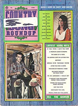 COUNTRY SONG ROUNDUP, No. 143: Anderson, William T., editor