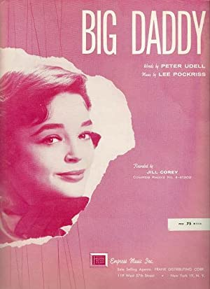 BIG DADDY.; Recorded by Jill Corey, Columbia Record No. 4-41202