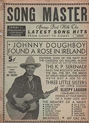 SONG MASTER: Always First with the Latest: Charlton Publications