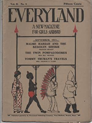 EVERYLAND: A New Magazine for Girls and Boys. Vol. II, No. 4, September 1911