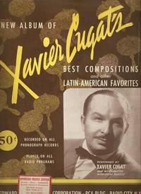NEW ALBUM OF XAVIER CUGAT'S BEST COMPOSITIONS: Cugat, Xavier