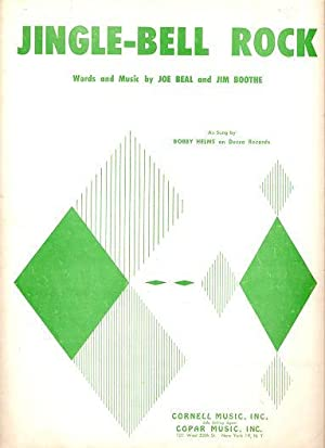 JINGLE-BELL ROCK.; Words and music by Joe Beal and Jim Boothe