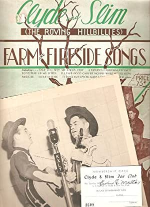 CLYDE AND SLIM (THE ROVING HILLBILLIES) --: Copeland, Clyde and