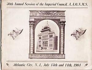 ATLANTIC CITY, THE GEM OF THE COAST.;: New Jersey, Atlantic