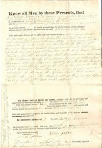 DEED TO A PARCEL OF MARSH SITUATED IN WARREN, LINCOLN COUNTY, MAINE
